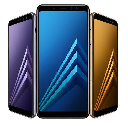 Samsung Galaxy A8+2018 - Full Specifications and Price